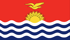 country Kiribati